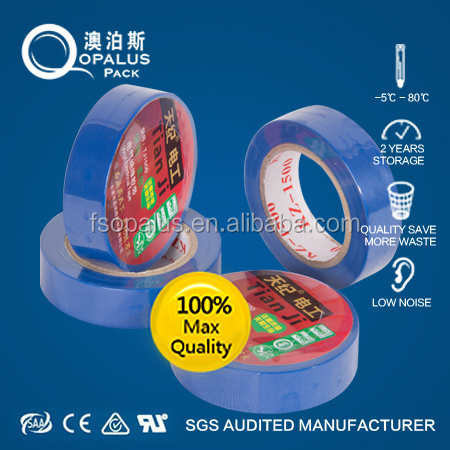 Branded wonder pvc insluating tape single packed