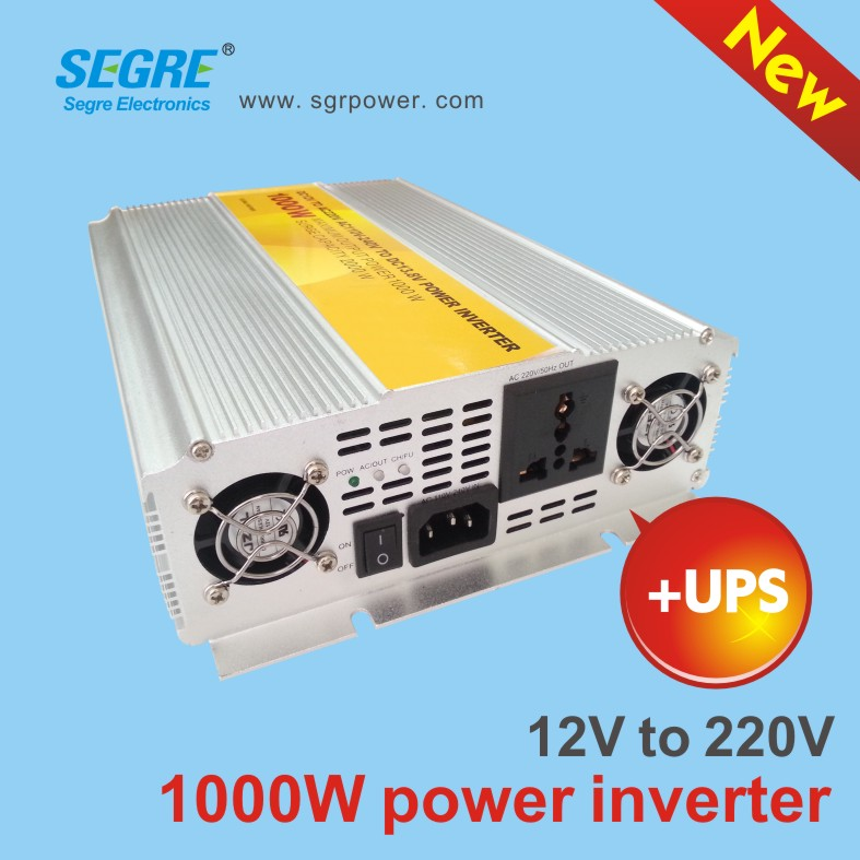 ups power 12v 220v ac dc inverter 1000watt
