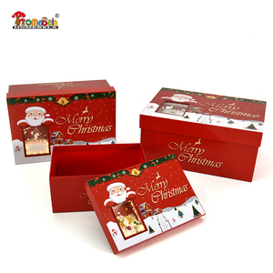 Wholesale Decorative Bulk 8x8 Card Board Gift Voucher Nesting Boxes