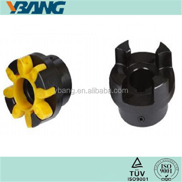 Low Noise Rigid Gear GE Coupling for Flower Transmission