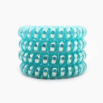 Custom Printed Hair Tie Bracelet Elastic Hair Bands For Men - Buy ... 4b0d7639989