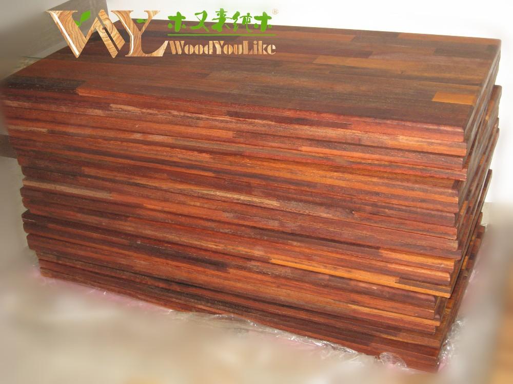 pefc y fsc certificado de la cocina encimera de madera maciza s de madera maciza merbau