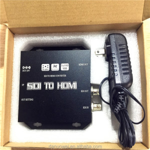 Media Converter SDI converter with HD Signal Conversion Board