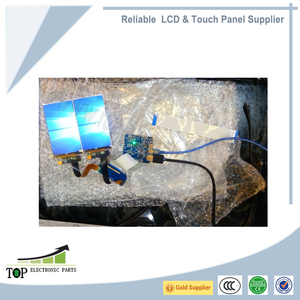 5.5 inch TFT lcd IPS display dual LCD screen, 2K color 1440*2560, MIPI DSI interface 2 USB port