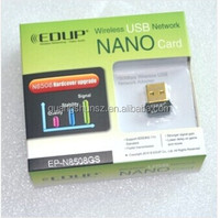 EDUP EP-N8508GS USB 150 Mbps Wireless Wifi Mini 150M Network Card 802.11 n/g/b for For Raspberry Pi 512M Model B
