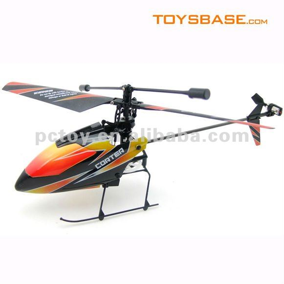 New! 2.4G RC Single Blade Helicopter