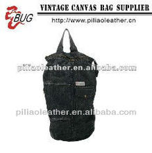jean Travel Backpack military Sling Vintage Shoulder bag