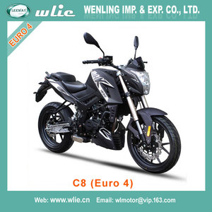 Moorcycle monkey mini motorcycle 50cc EEC Euro4 Racing Motorcycle C8 125cc EFI system (Euro 4)