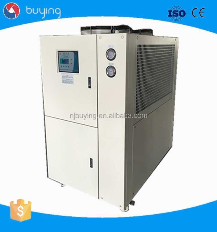 Plastic Machines 20hp Shini Industrial air cooled Chiller Price