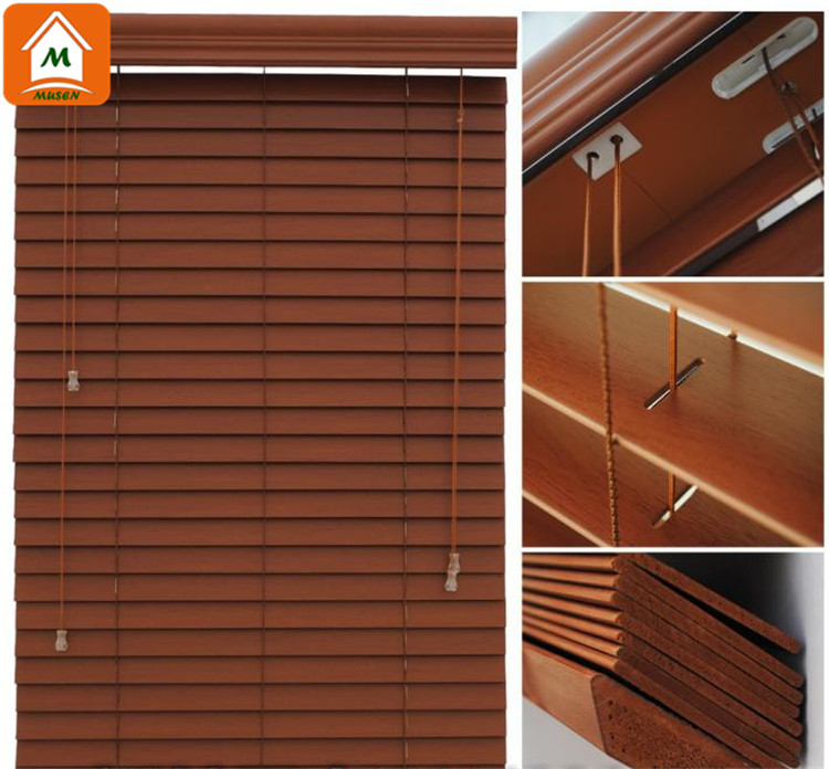50mm High Quality Solid Wood Venetian Blind Slats Buy Materials