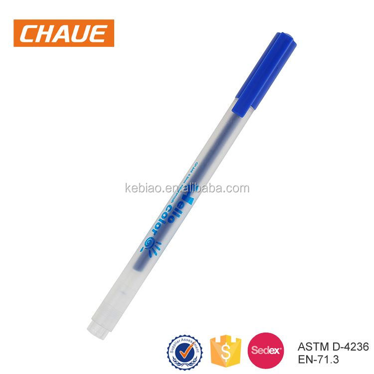 Newest sale OEM design fancy gel ink roller pen