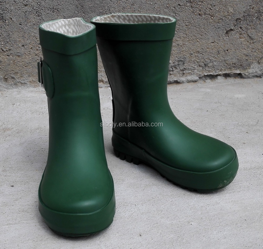 high quality Kids Comfortable Rubber Rain Boots, Children Boots