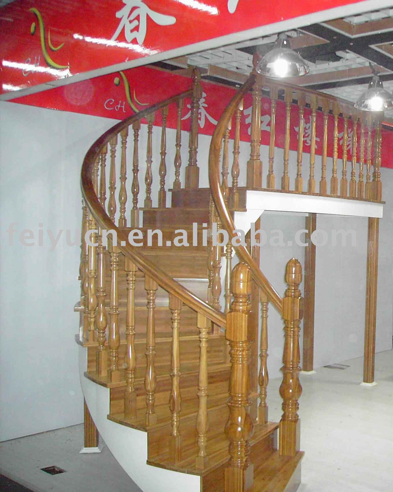 romano diseo simple escalera de bamb