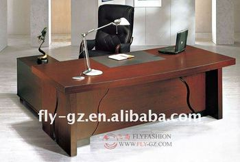 Captivating Antique Executive Desk/nice Office Table/good Office Desk