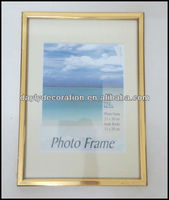 21x30cm frame picture a4 size small molding photo frame