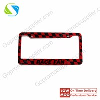 Europe mental Customized beautiful car auto License plate /license plate cover