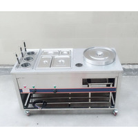 Commercial Pasta Multi Cooker Electric Noodle Cooking Machine For Hotel/Restaurant/Kitchen Equipment