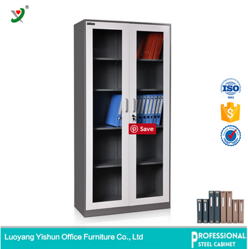 Whole Metal File Storage Cabinet Gl Door Filing Cabinets Parts
