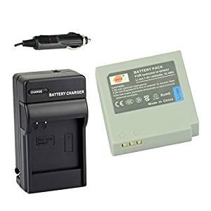 DSTE® Kit IA-BP85ST Li-ion Battery + Charger DC50 for Samsung BP85ST, IA-BP85NF, VP-HMX08, VP-HMX10, VP-HMX10C, VP-HMX20C, VP-MX10, VP-MX20, VP-MX25, HMX-H100, HMX-H104, HMX-H105, HMX-H106, SC-HMX10, SC-HMX20C, SC-MX10, SC-MX20, SMX-F30, SMX-F33, SMX-F34