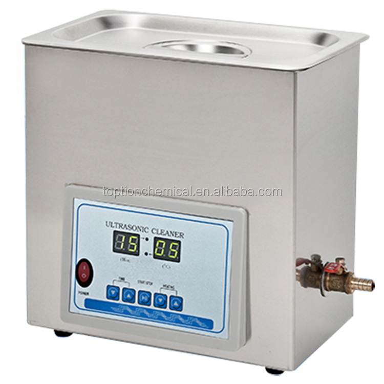 TP10-300A Ultrasonic jewlery cleaner 10L 300W Ultrasound machine