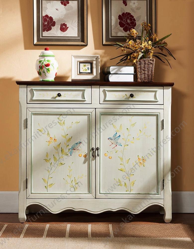 gabinete muebles decoracin del hogar shabby chic vintage al por mayor