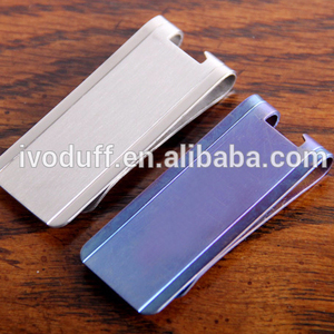 Supplying Plastic Money Clip, Metal Money Clip For Sale