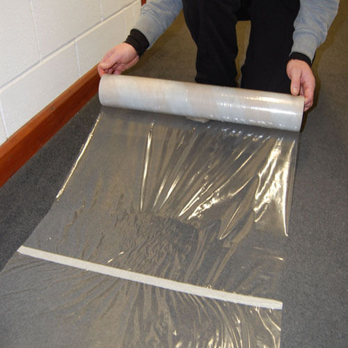 Plastic Carpet Protector Roll Vidalondon