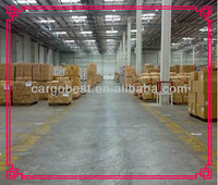 Shenzhen cheap rent of warehouse Lease service from China to South Africa