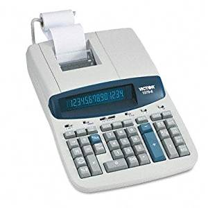 VCT15706 - Victor 15706 Heavy-Duty Printing Calculator