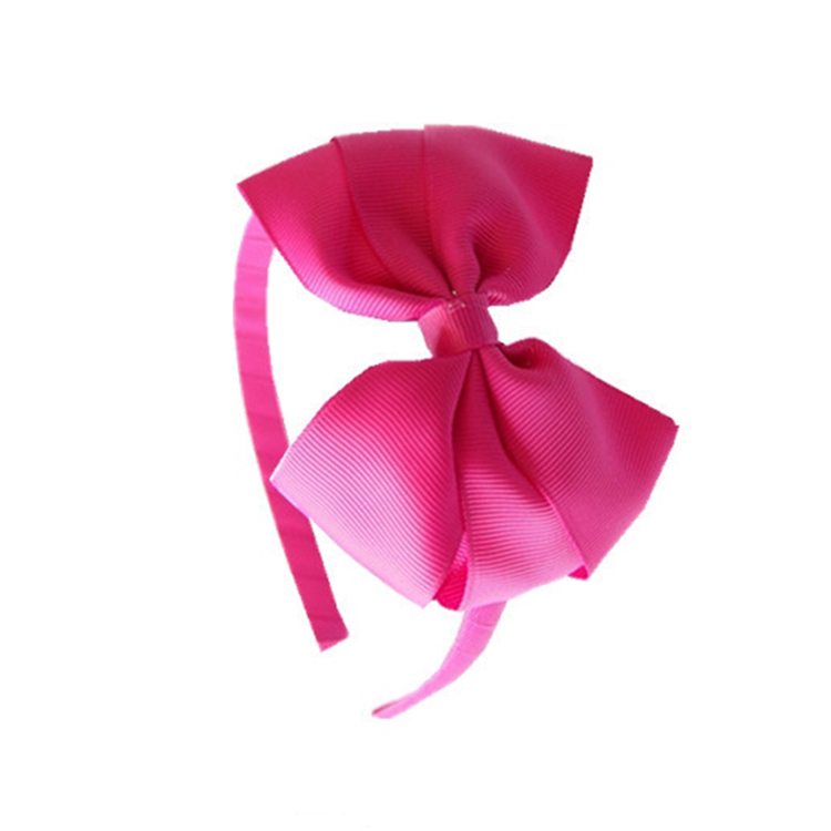 Wholesale Plastic Headbands with Big Bows