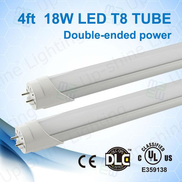 2ft 4ft 5ft T8 Ul Cul Approved Led Tube Light Up-shine Fluorescent ...