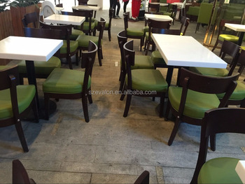 Italian Marble Table Top Fast Food Dining Polished Concrete  Table,Restaurant Dining Table And Chairs,Coffe Shop Table And Chair - Buy  Restaurant