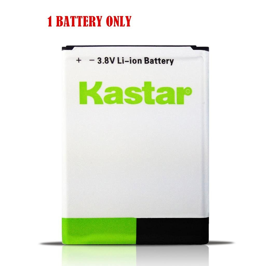 Kastar Galaxy NOTE2 Battery (1-Pack) for Samsung Galaxy Note 2, NOTE II, GT-N7100, SCH-I605(Verizon), SCH-R950(U.S. Cellular), SGH-I317(AT&T), SGH-T889(T-Mobile), SPH-L900(Sprint), AT&T, T-Mobile, Sprint, Verizon Smartphone, fits Samsung