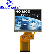 3,5 Zoll <span class=keywords><strong>TFT</strong></span> 320x240 Punkte 24Bit RGB Interface touch lcd display modul bildschirm
