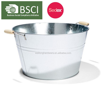 drink stainless tub beyond tubs party steel bed from buy wall bath double cocktail