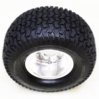 Wholesale wear resistant 13x6.5-6 4P.R. Rubber Tire with rim For ATV