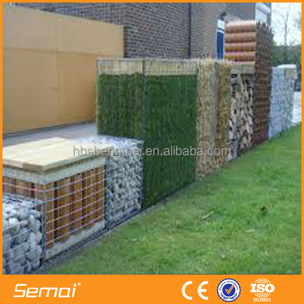 alibaba export building material gabion retaining wall