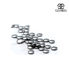 black germanium beads 99.999% for titanium steel bracelet japan fashion jewelry findings making suppliers dongguan