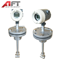 RS485 Insertion Type Vortex Flow Rate Measurement Instrument
