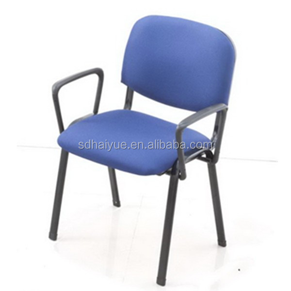 Clical Hot Ing Black Fabric Wheeless Office Staff Chair Executive Chairs