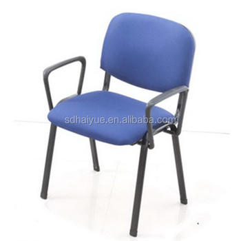Clical Hot Ing Black Fabric Wheeless Office Staff Chair Executive
