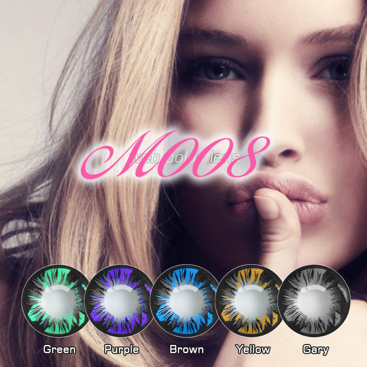 various color tons soft lenses magic eyes contact lenses charming color contact lenses