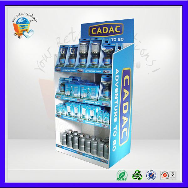 boat shape display stand ,board retail display ,boat shape display