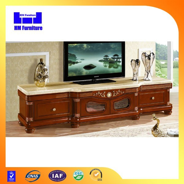 Antique Furniture Design Wooden Lcd Tv Table Model - Buy Tv Table ...