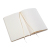 Cheap Bulk Leatherette Paper Cover Silk Printing/Screen Printing Advertising Notebook