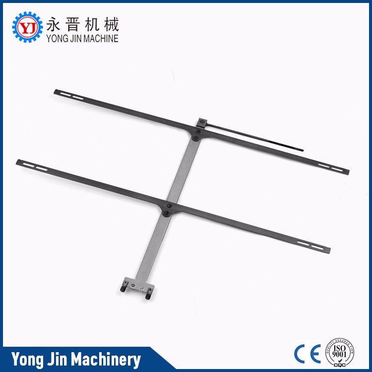 Iron Frame/jack Lever Of Textile Machinery Spare Parts ...