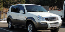 Ssangyoung Rexton 4WD RE290 SUV <span class=keywords><strong>Auto</strong></span>