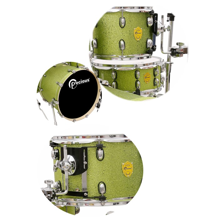 China supply electric drum set professional musical instruments drum kit
