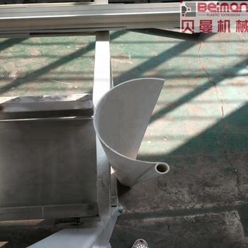Price Of Upvc Pvc Rain Gutter Making Machine Sjsz65 132