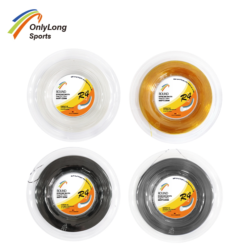 ONLYLONG BRANDED OEM TENNIS STRING REEL R4 17G/1.25mm